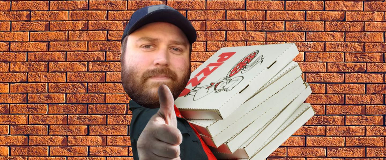 Hey, Papa John, I Actually Ate 40 Pizzas In 30 Days