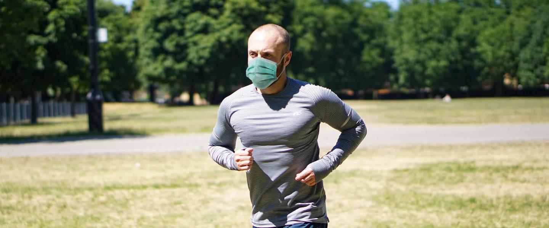 Coronairus_Running_Mask