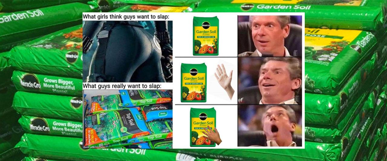 Sling Bags Of Soil Memes Why Guys