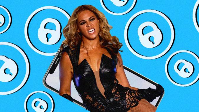 Beyonce OnlyFans Demon Time and Twerking on Savage Remix