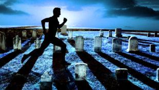 running_cemmetary