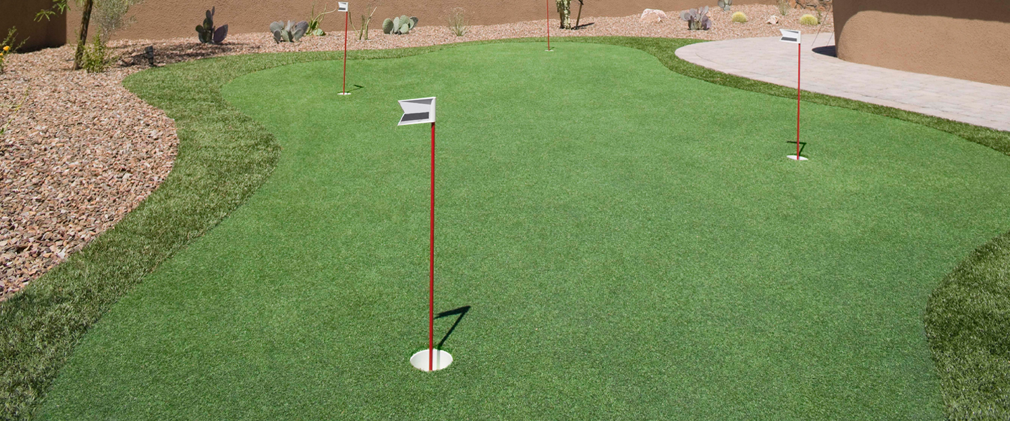 These Five Geniuses Turned Their Backyards Into Putt-Putt ...