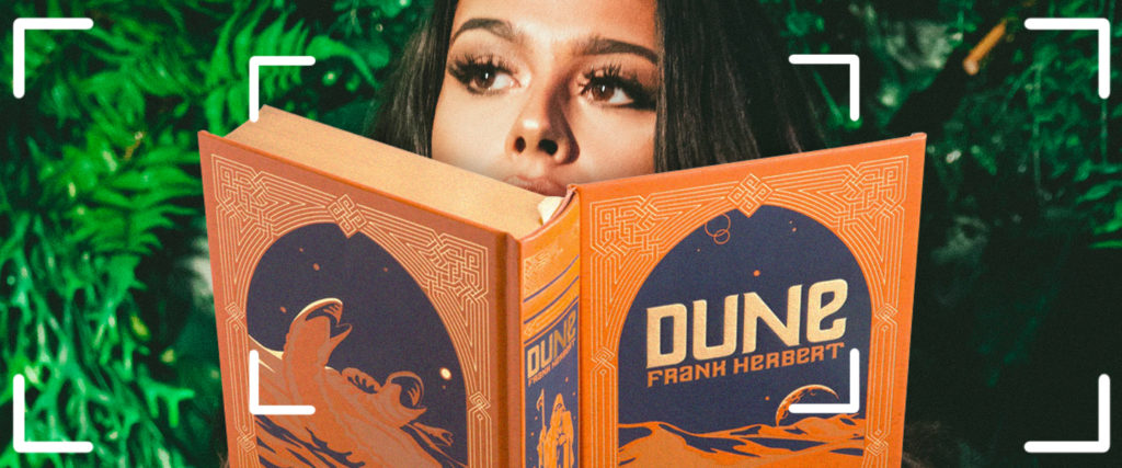 When Did 'Dune' Become the Hip Instagram Prop Du Jour?