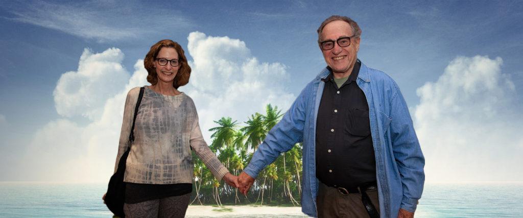 Alan Dershowitz Is 2020's Worst Wife Guy