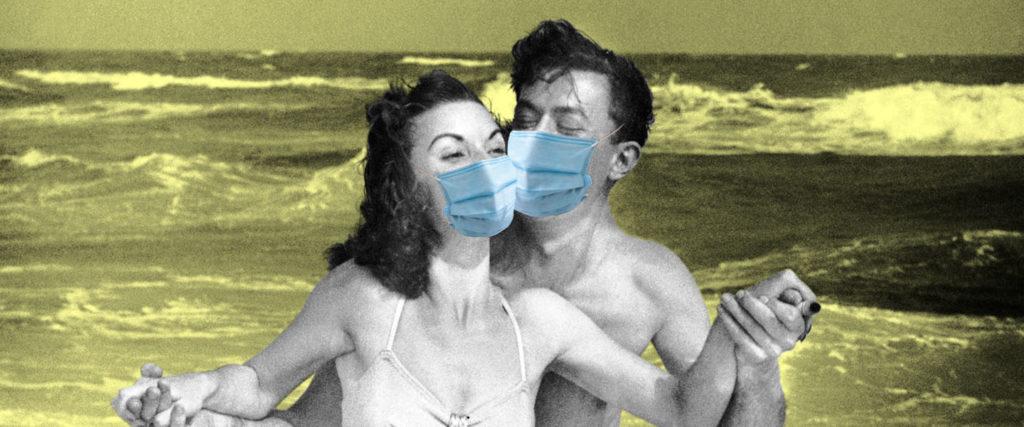 A Gentleman's Guide to Beaching It During Coronavirus