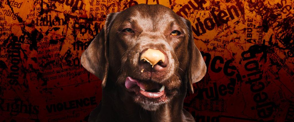 The Sinister Origins of the Peanut Butter-Dog-Vagina Myth