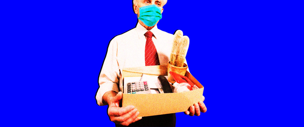 The Bleak Reality of Approaching 60 and Getting Laid Off During the Pandemic
