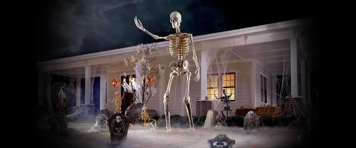 There S Something About Home Depot S 12 Foot Skeleton