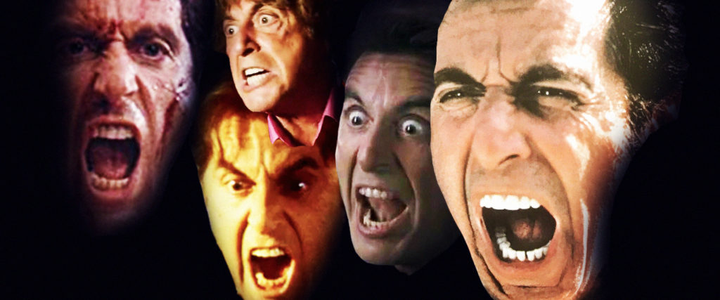 Ranking Every Al Pacino Movie by How Loudly He Yells