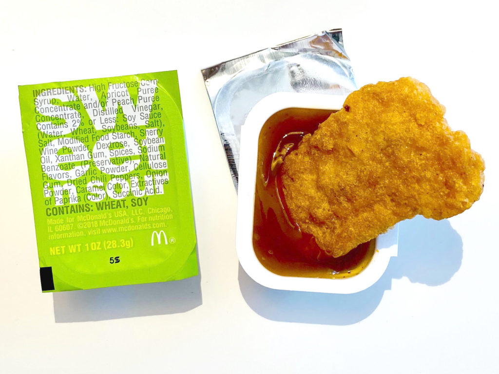 Mcdonald S Sauces What S The Best Flavor For Chicken Nugget Dipping