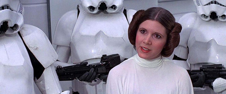 The Star Wars Saga Isnt Lukes Story. Its Leias