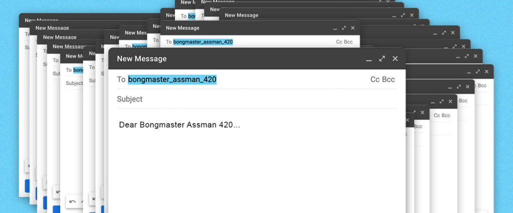 How Damaging Is Having a Really Stupid Email Address?